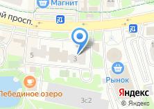 Компания «M.V.O» на карте
