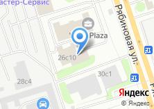 Компания «М-Партнерс» на карте