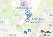 Компания «Mebelspace» на карте