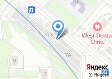 Компания «Ельнинский» на карте