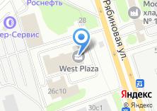 Компания «АО Домедикс Групп» на карте