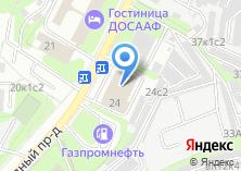 Компания «Автомойка на Походном проезде» на карте