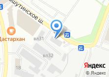 Компания «Эрбрус» на карте
