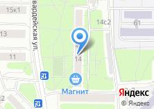 Компания «Радрикс» на карте