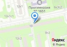 Компания «Железнодорожное Дело» на карте