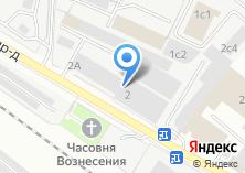 Компания «Микроавтобус» на карте