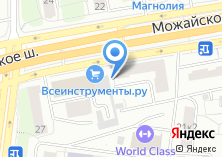 Компания «Stanley» на карте