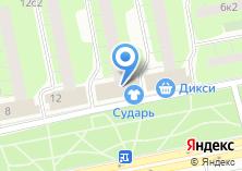 Компания «Гардеробчик» на карте