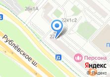 Компания «Нотариус Ситникова О.В.» на карте