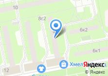 Компания «Маричи» на карте