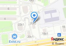 Компания «Хоз-Тех» на карте