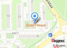 Компания «СИПТЕХСЕРВИС» на карте