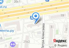 Компания «Охрана МВД России ФГУП» на карте