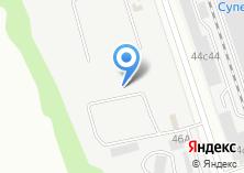 Компания «Аксай» на карте