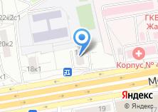 Компания «Линия жизни» на карте