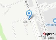 Компания «Мега Авто Рай» на карте