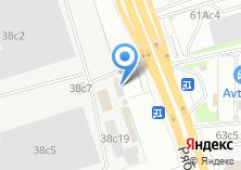 Компания «Кондитерский магазин на Рябиновой» на карте