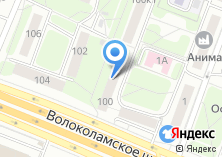 Компания «Volvik.ru» на карте