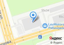 Компания «ВИНСО-СВ» на карте