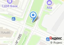 Компания «Альва дом» на карте