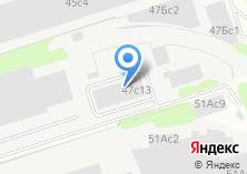 Компания «Телта» на карте