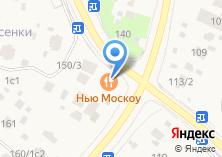 Компания «МосБурСервис» на карте