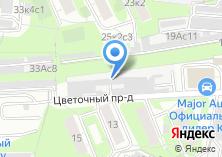 Компания «Студия витража Светланы Михайловой» на карте