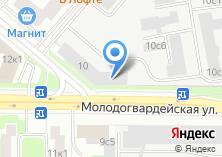 Компания «25-й ГосНИИ химмотологии Министерства обороны РФ» на карте