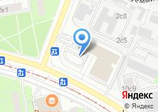 Компания «Фаст» на карте