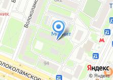 Компания «Витела» на карте