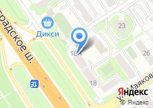 Компания «Врачебно-физкультурное диспансерное отделение» на карте