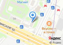 Компания «ТЕРВОЛИНА» на карте