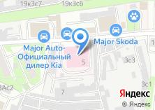 Компания «Пушистый хвост» на карте