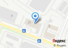 Компания «РусЛесГрупп» на карте
