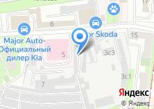 Компания «РЭП №11 района Южное Тушино» на карте