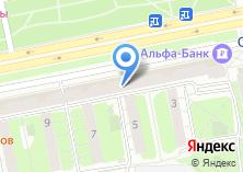 Компания «Ок» на карте