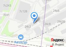 Компания «СВАР-РЕСУРС» на карте