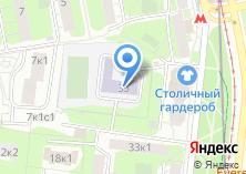Компания «МосМебельПлюс» на карте