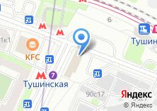 Компания «ТСФ ОНИКС» на карте