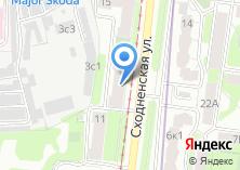Компания «ОЛИМП ДЕКОР» на карте