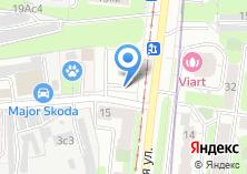 Компания «Автомойка на Сходненской» на карте