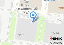 Компания «ВСК ПАРТНЕР» на карте