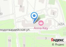 Компания «РОТОНДА» на карте