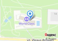 Компания «PODIUM Sport» на карте
