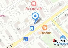 Компания «Fazer» на карте