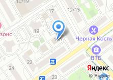 Компания «ПРОЕКТ-ПЕРЕВОД» на карте