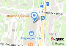 Компания «Экорус» на карте