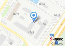 Компания «МБА» на карте