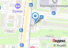Компания «Computer Doctor» на карте