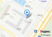 Компания «Водоучет» на карте